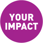 Your Impact button