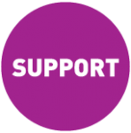 Support click button