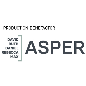 Production Benefactor David Ruth Daniel Rebecca Max ASPER logo