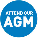 Attend Our AGM button