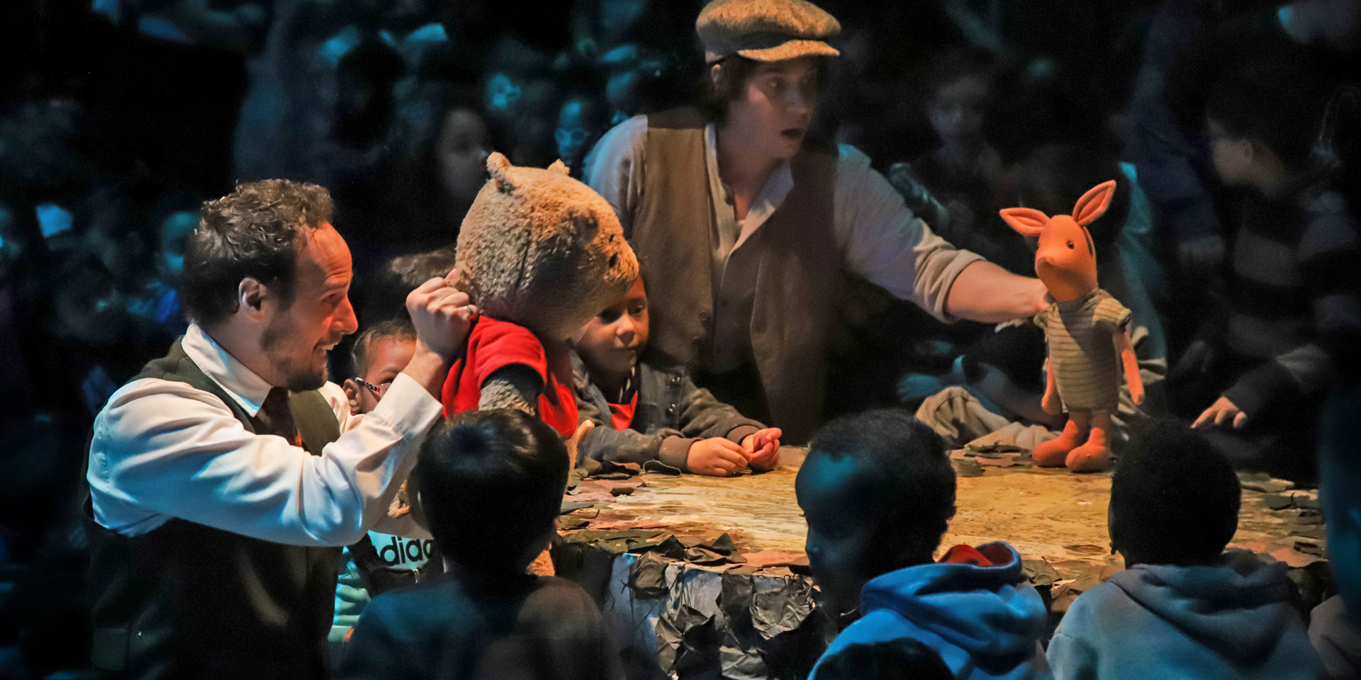 The House at Pooh Corner 2018 performance