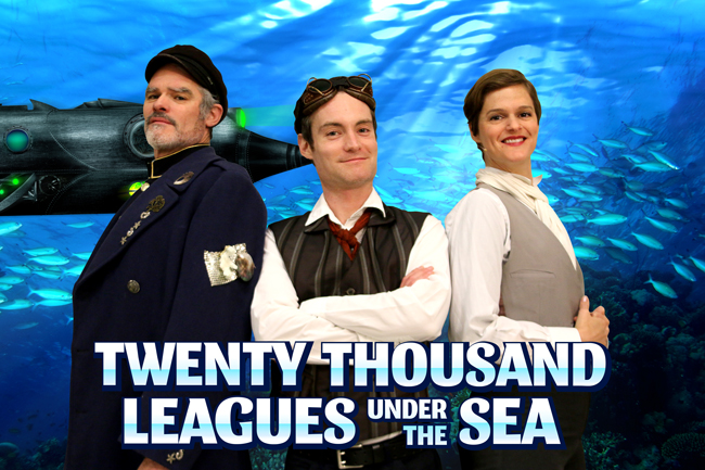 Twenty Thousand Leagues Under The Sea Cast
