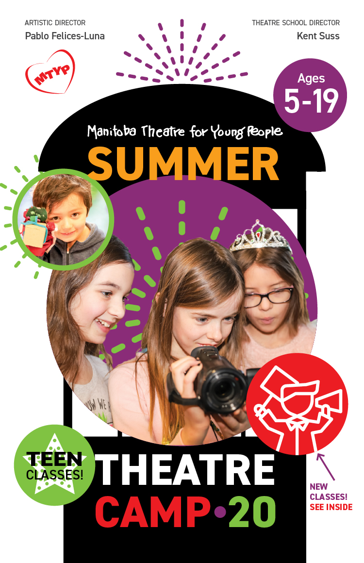 MTYP Summer Camp 2020 brochure