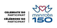 Manitoba 150 Celebrate - logo