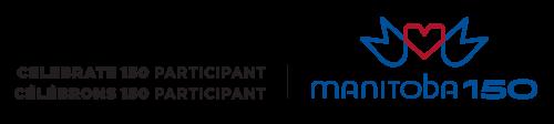 Manitoba 150 Participant Logo