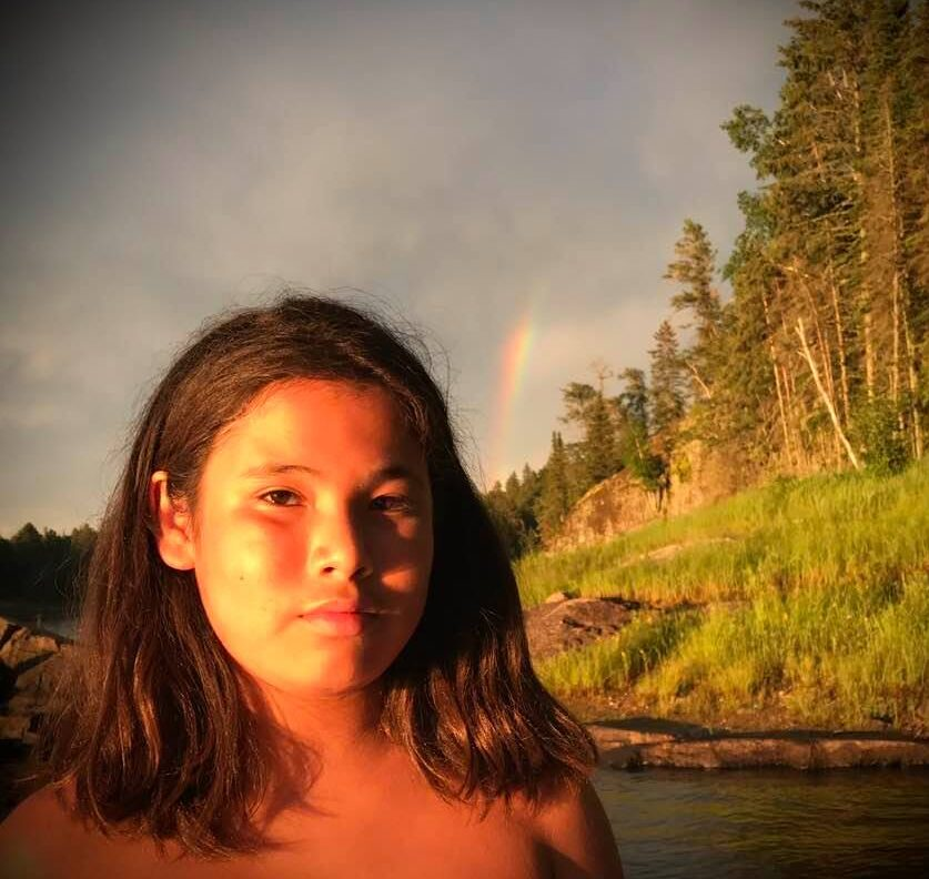 11 year old Dakota