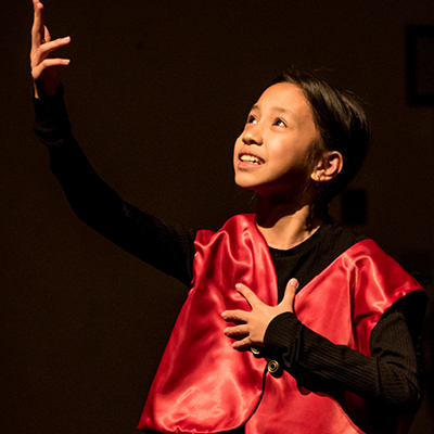 Theatre Classes 6-12 years